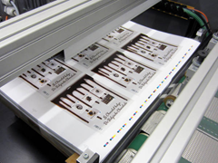 printing le chololat belge