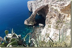Blue Grotto from vew spot (Small)