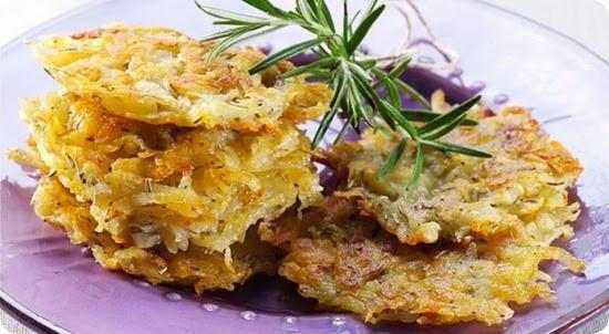 Gallette di patate