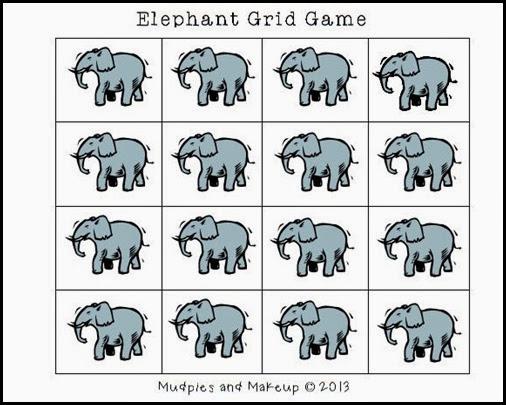 Elephant Printables 6