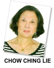 CHOW Ching Lie