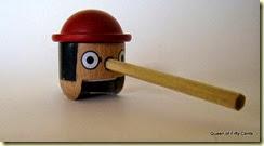 Pinocchio Pencil Nose