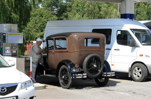 1929 Ford A Tudor Sedan