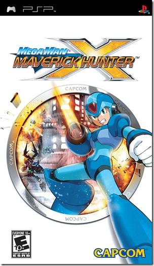 Download Megaman Maverick Hunter X PSP Games [TESTED]