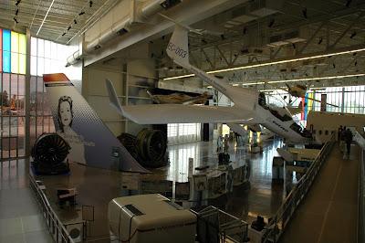 Future of Flight Gallery 全景