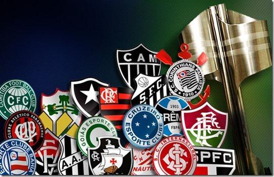Tabela completa Brasileirão 2013