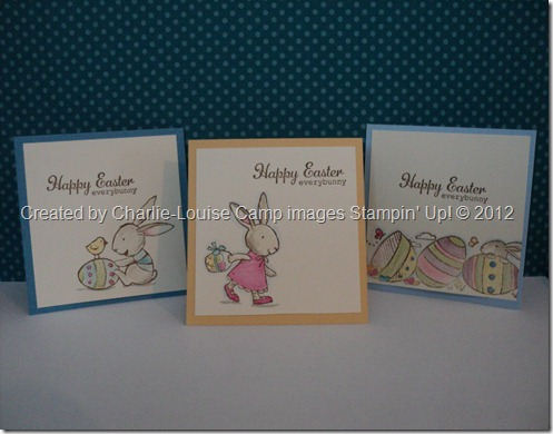 charliecamp everybunny swaps trio stampin up