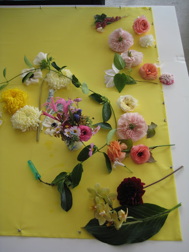Here is an opener setup with flowers from each scenario.