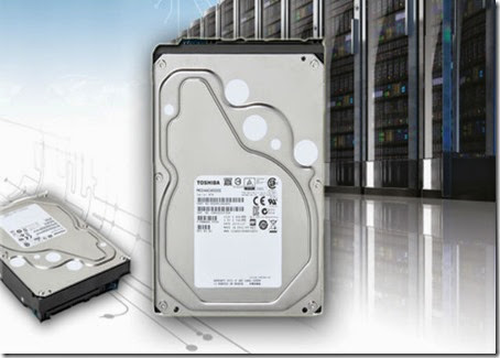 toshiba 5tb enterprise hd