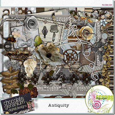 antiquity preview