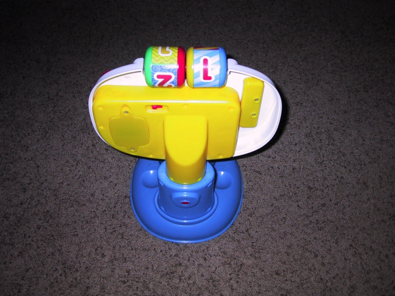 Fisher Price - Go Baby Go - Tippin' Tiger Ball ... - YouTube