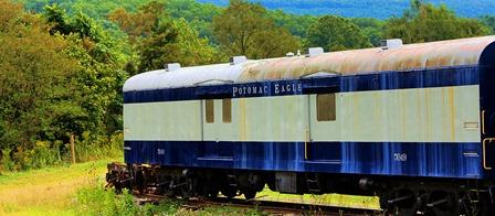 Potomac Eagle train3
