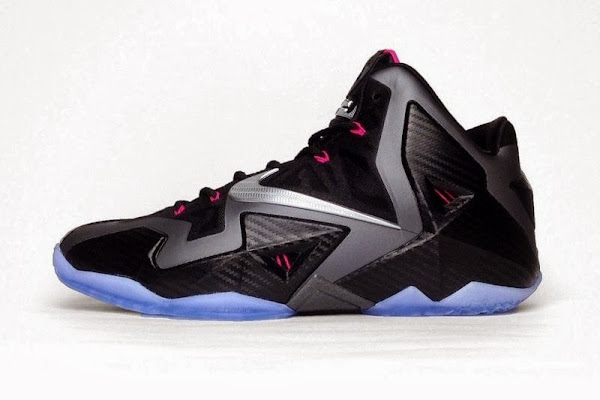 New Photos  Nike LeBron XI Miami Nights 616175003