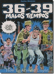 1936-1939 Malos Tiempos