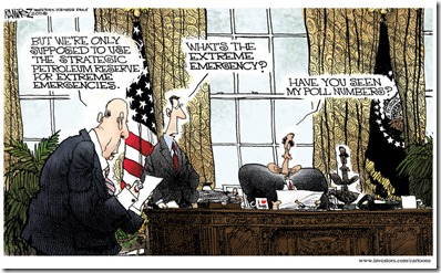 Obama Oil