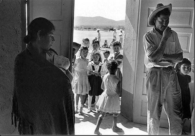Clinic, Mexico, 1959