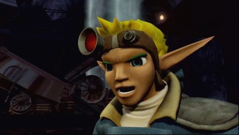 Jak and Daxter: The Lost Frontier