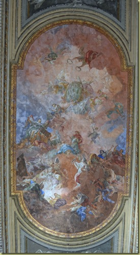 Apotheosis of Ferdinand IV and Maria Carolina 1781