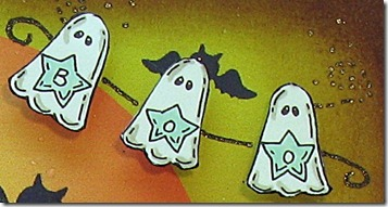 Boo sentiment close up