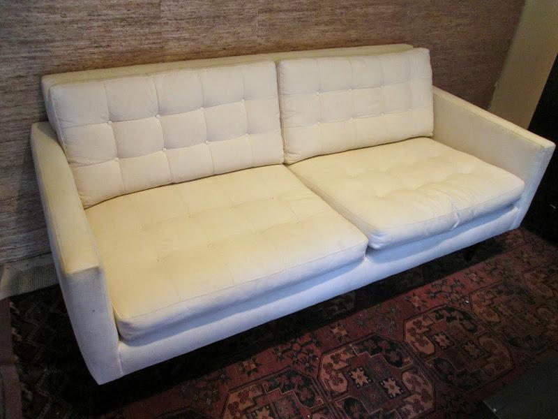 Crate and Barrel Sofa