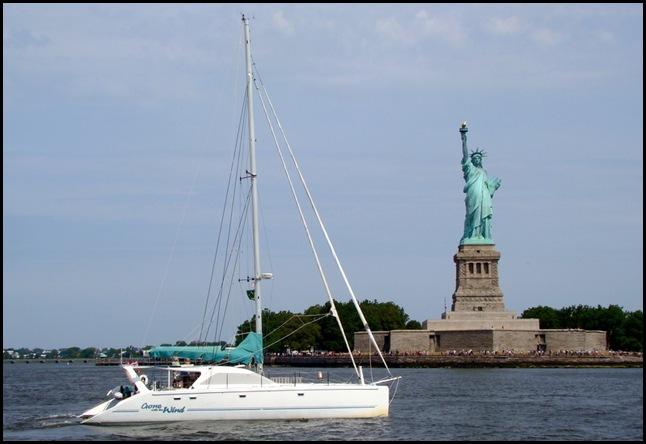 New York - Statue of Liberty 092