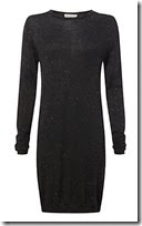 Whistles Sparkle Knit Dress
