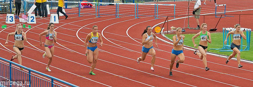 Чемпионат Украины по легкой атлетике - 10