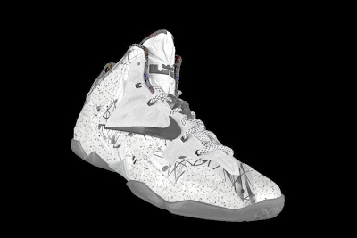 nike lebron 11 id allstar 2 16 gumbo Nike Unleashed Endless Possibilities with LeBron 11 Gumbo iD!