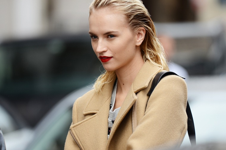 NobodyKnowsMarc.com Gianluca Senese paris fashion week street style fashion model off duty