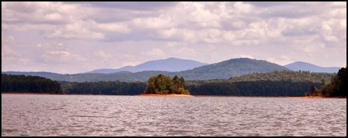 19m - Tuesday - Nottely Lake Kayak - Great Day On The Lake