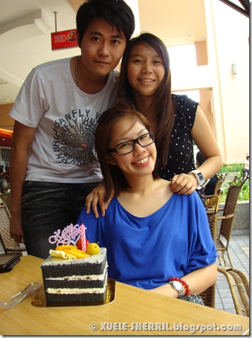 soo yee's birthday at winter warmers