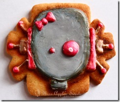 robot cookie