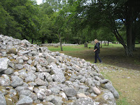 Clava Cairn - Prehistoric Burial Site