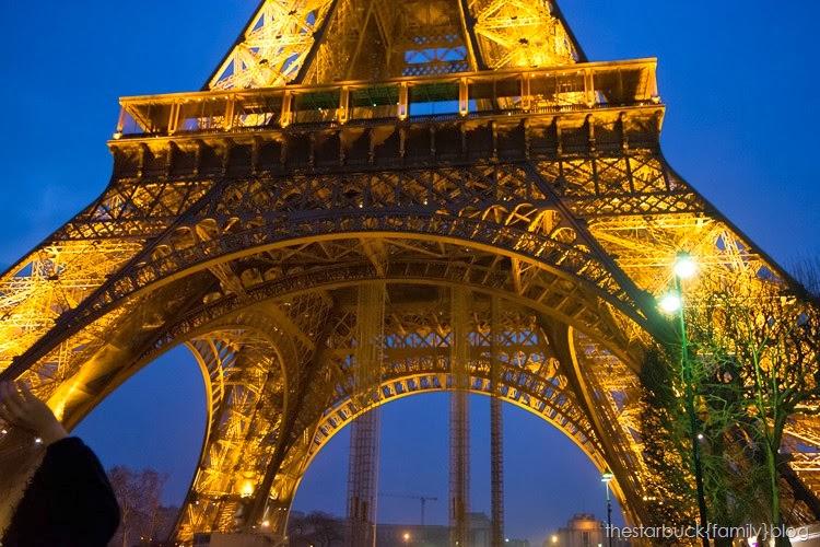 First Day in Paris-Eiffel Tower blog-30