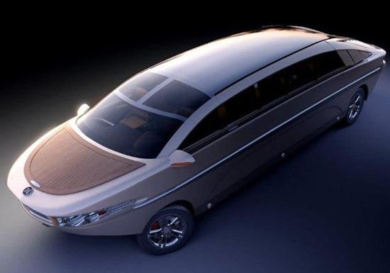 Limousine anfíbia (1)