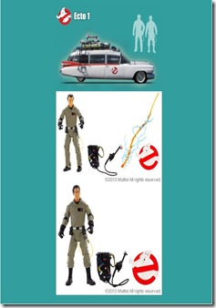 Ghostbusters Ecto-1 announcement 3