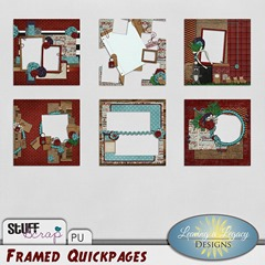 Framed - Quickpages