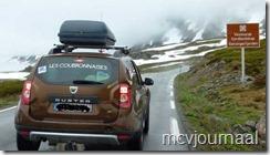 Dacia Duster Parijs-Nooordkaap 02
