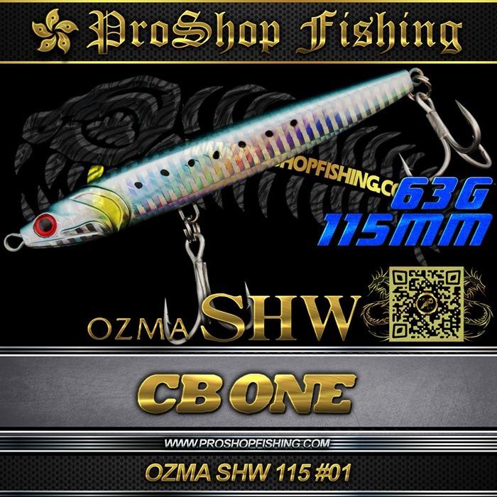 cbone OZMA SHW 115 #01.1
