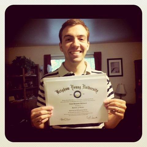 adam diploma