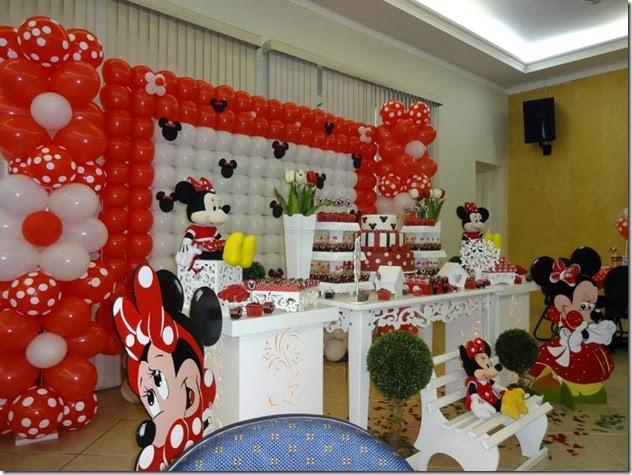 De Festa Infantil Minnie Campinas Decora O De Festa Infantil  All