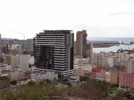 Port Louis, capitala Mauritius