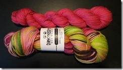 DDD Waltz Worsted - Squeal Like A Pig