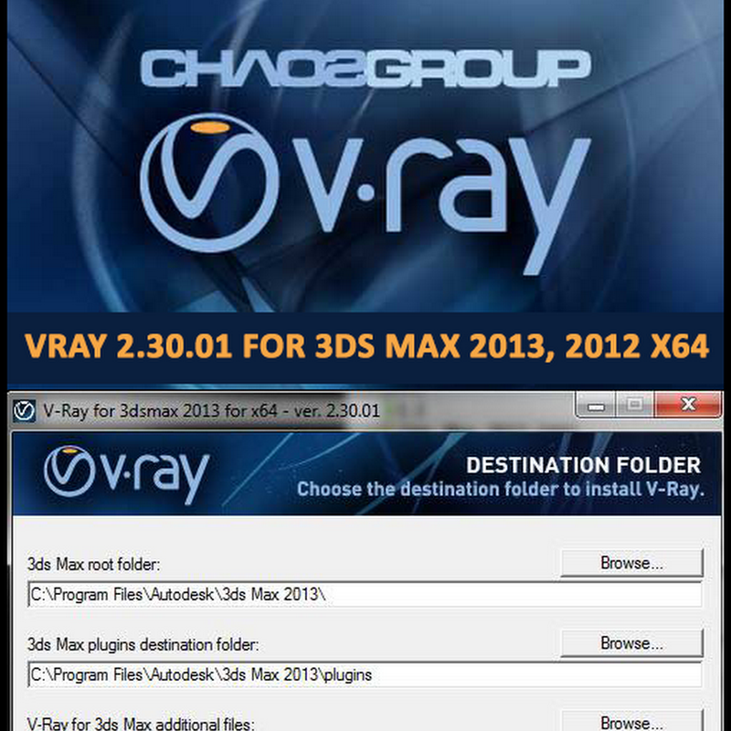 Vray 2.30.01 for 3ds Max 2013 x64