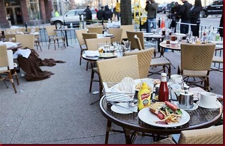 Foto Pasca Ledakan Di Boston Amerika Serikat4