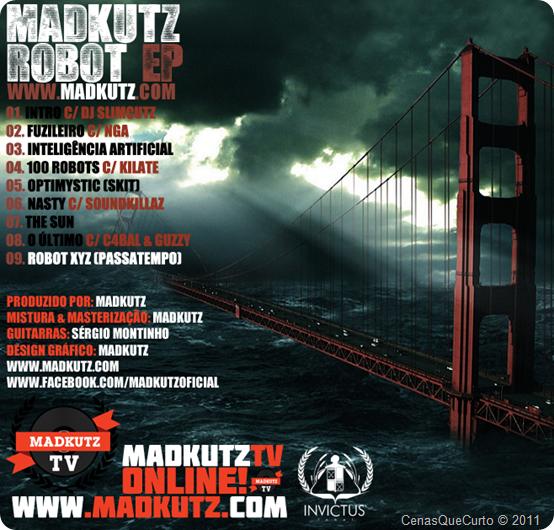 Madkutz - Robot (Tras)