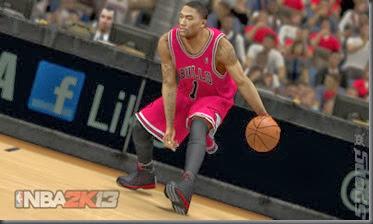 NBA 2K13 PSP-3