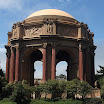 Dome of Palace of Fine Arts