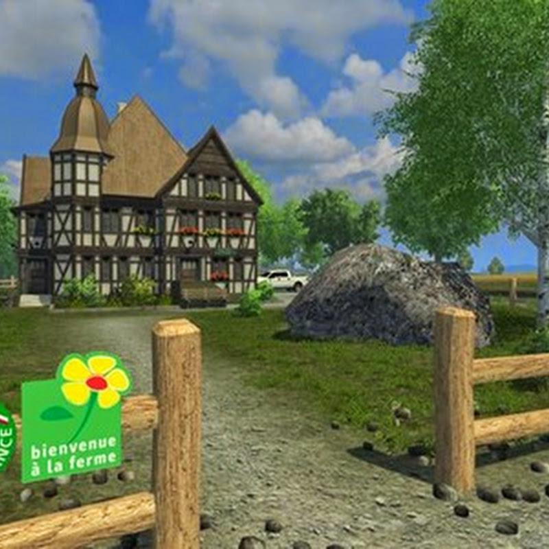 Farming simulator 2013 - Bellevue v 3.0