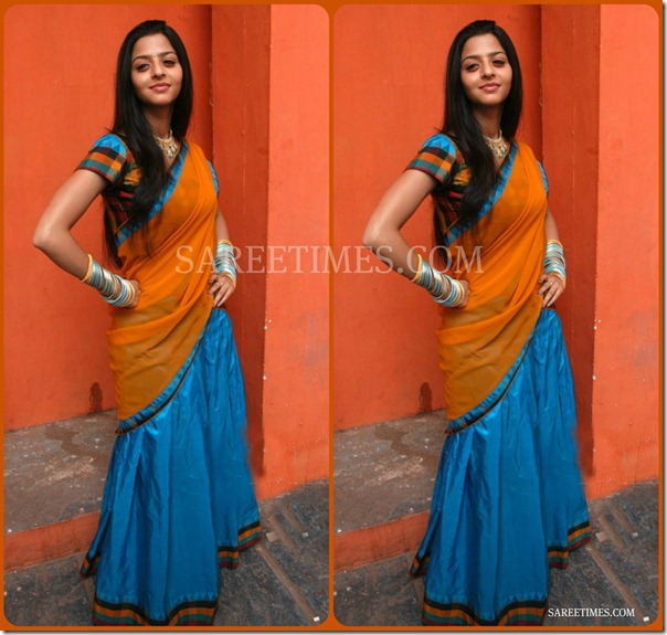Vedika_Designer_Half_Saree